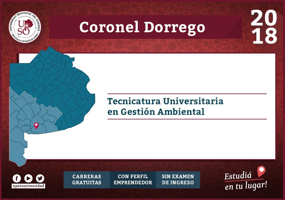 Destacada-Coronel Dorrego