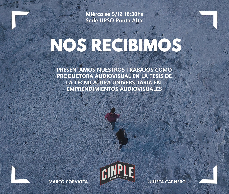 CINPLE RECIBIDA TUEA