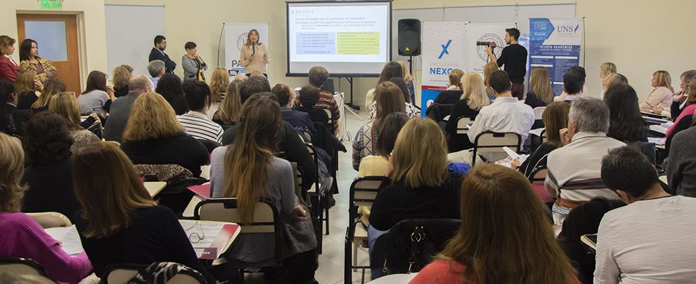 Bahía Blanca: Nueva Jornada de Articulación Universidad-Escuelas Secundarias #NEXOS