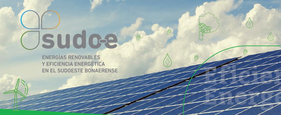 Presentación SUDOE: Energías Renovables y Eficiencia Energética en el Sudoeste Bonaerense